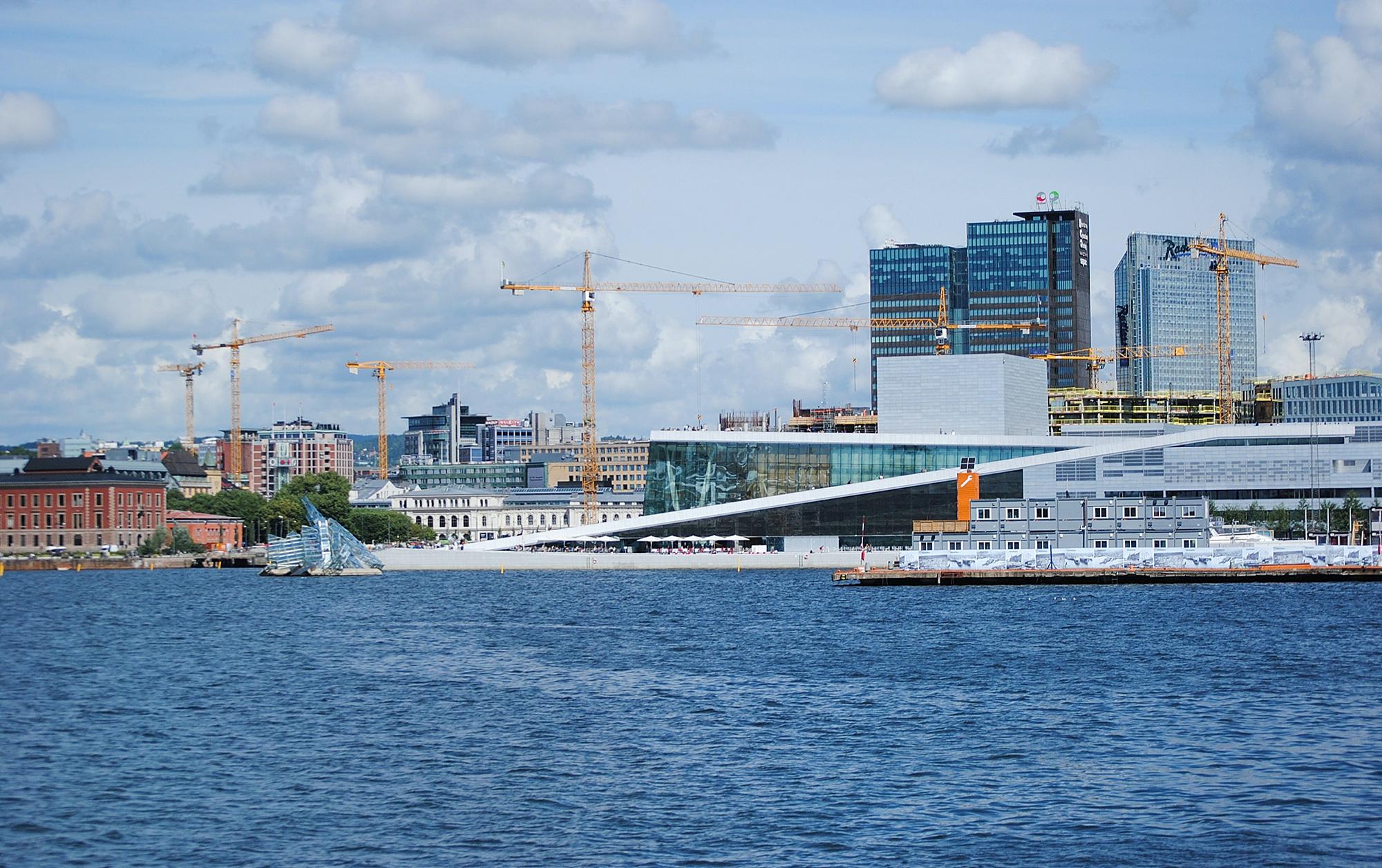 Studentenes guide til Oslo
