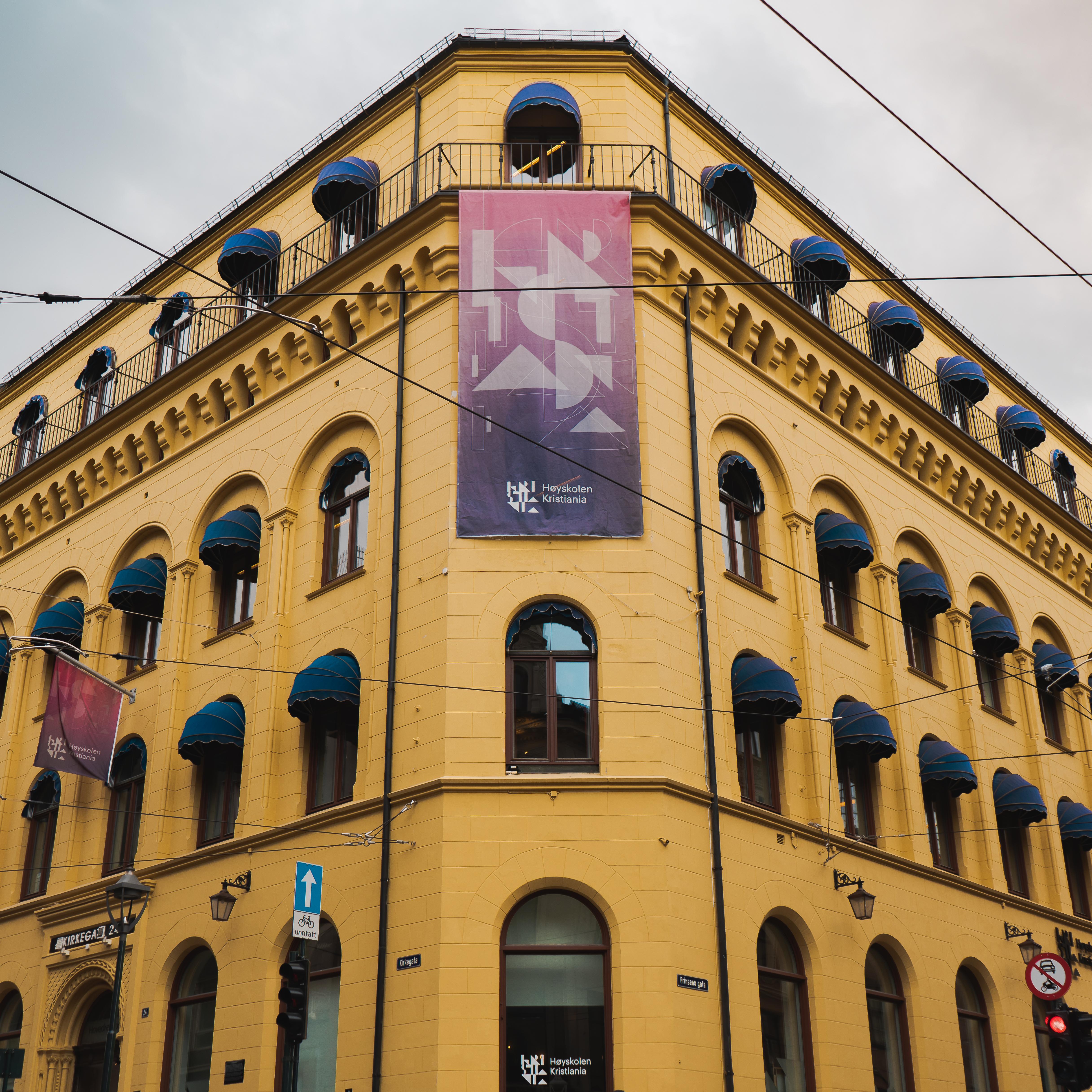 Kontakt oss | Høyskolen Kristiania