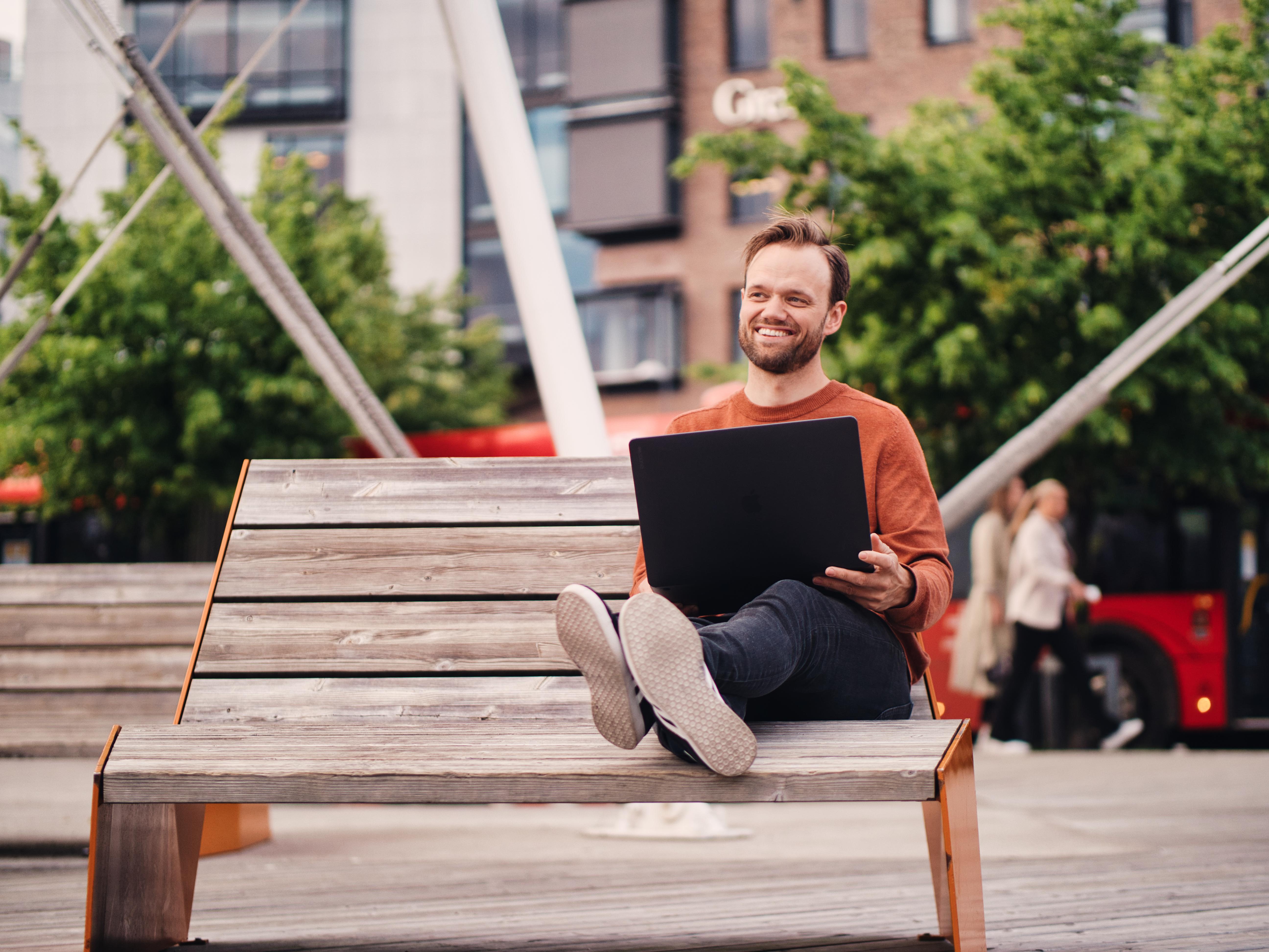 5 gode grunner til å velge nettstudier