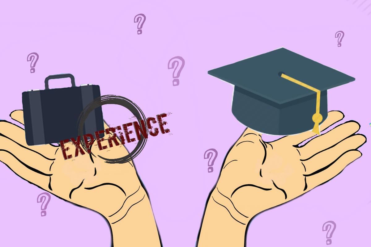 Erfaring eller utdannelse?