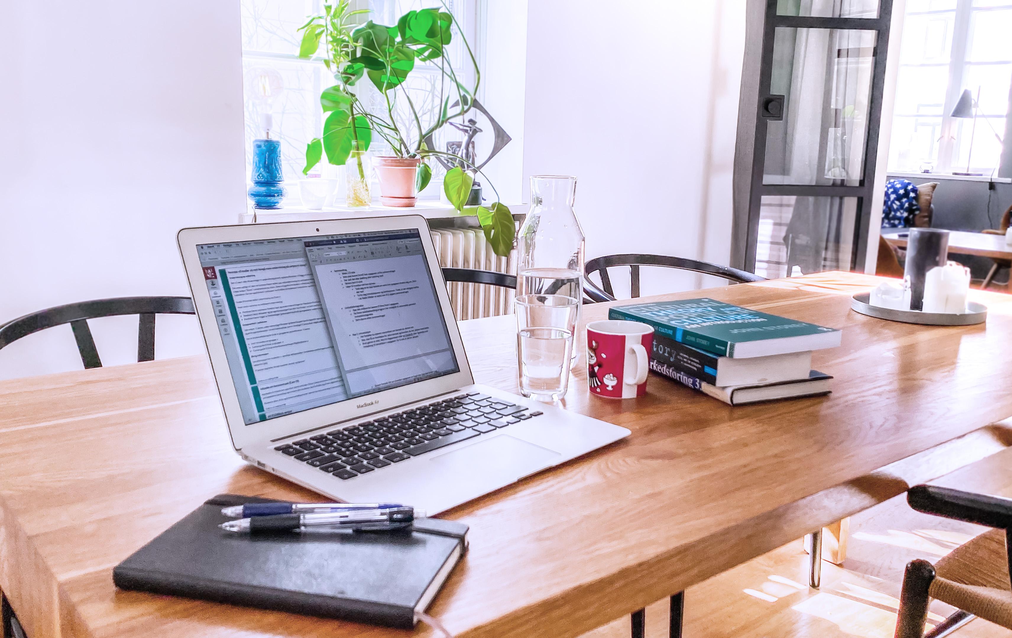 7 tips til din nye digitale studiehverdag
