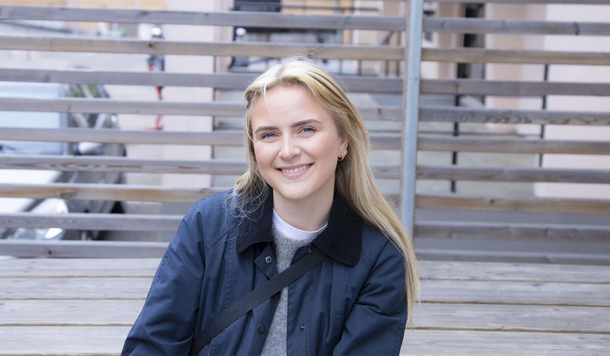 Landet jobb i Music Norway under studiene