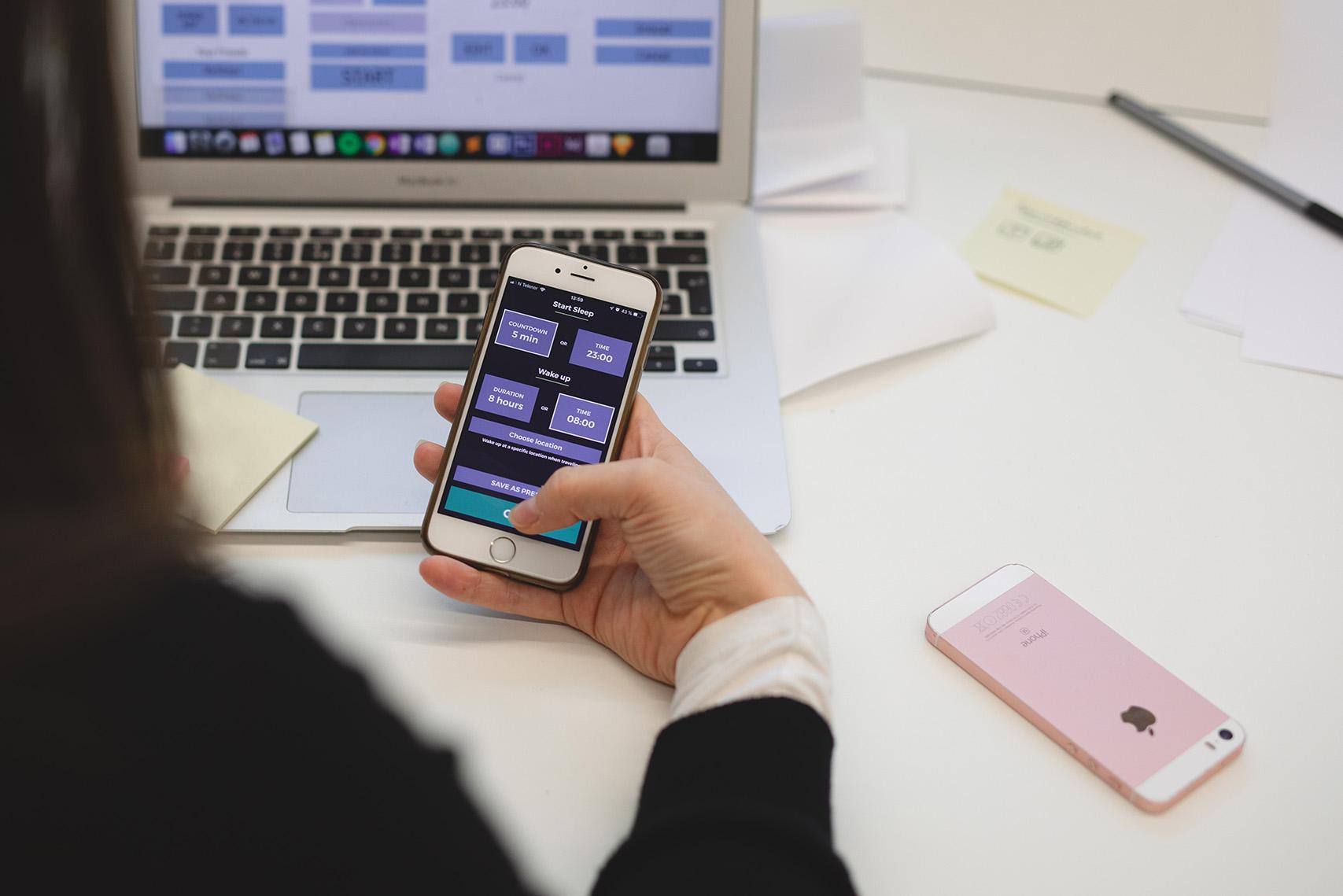 Informasjonsteknologi - Frontend- og mobilutvikling