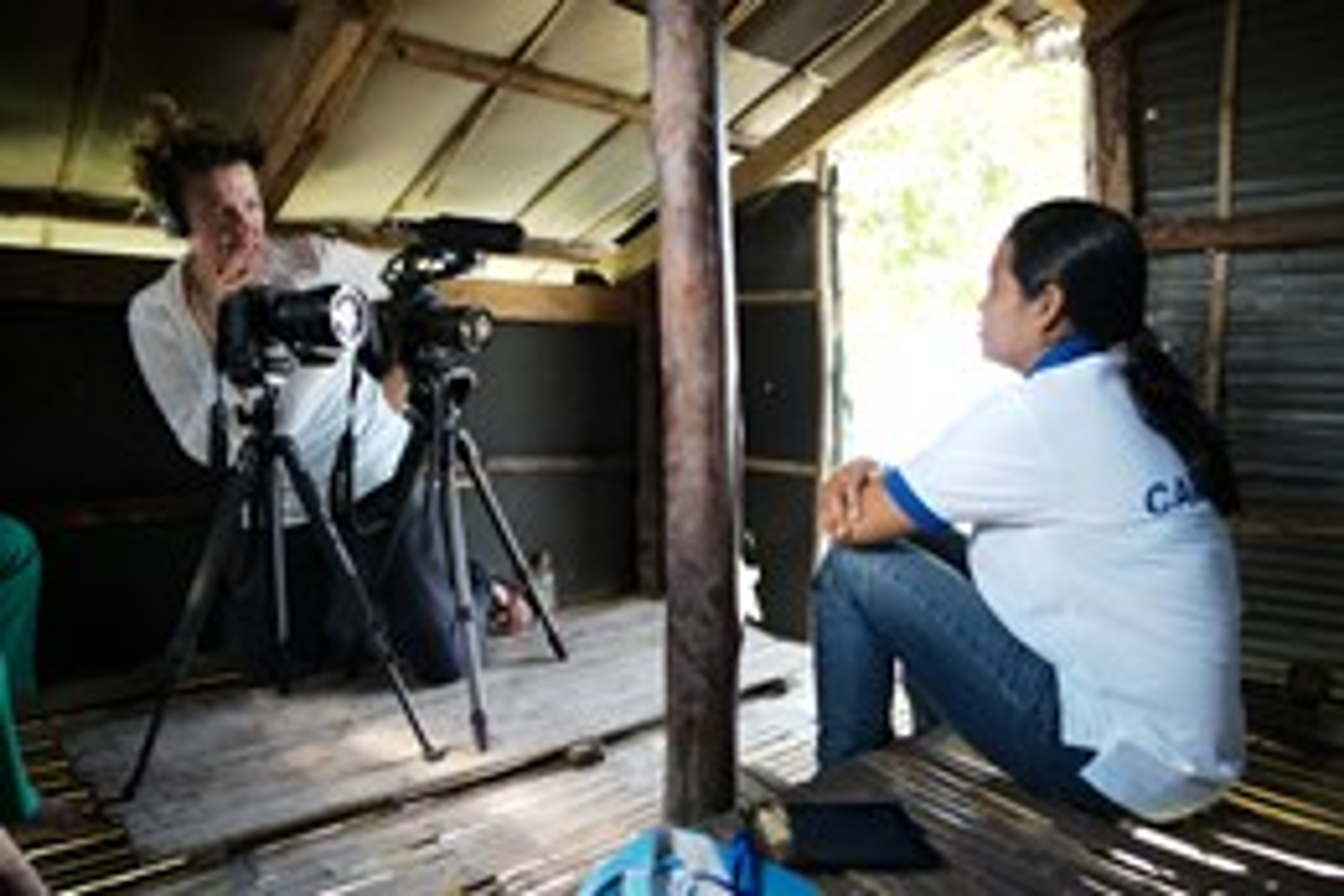Pulitzer-vinner underviser på Digital innholdsproduksjon