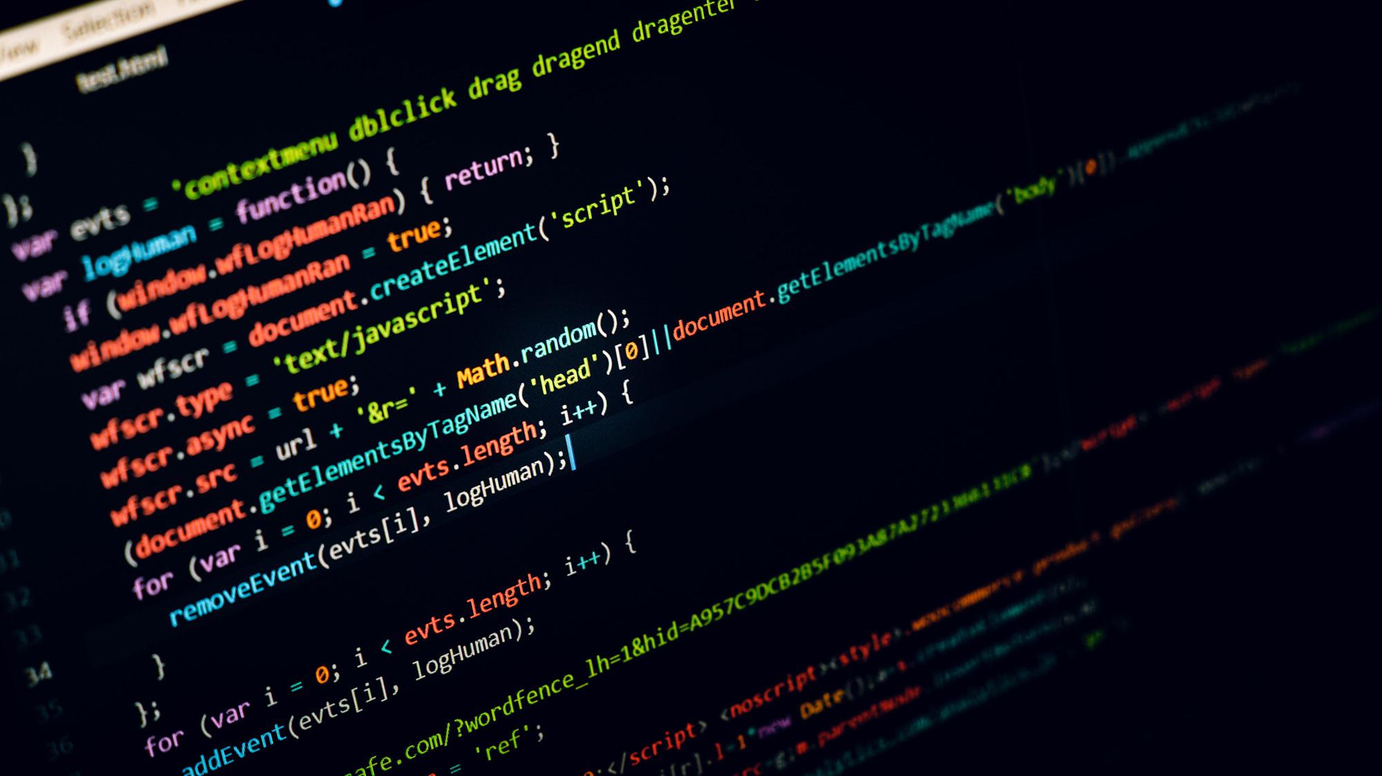Bachelor i informasjonsteknologi – Programmering