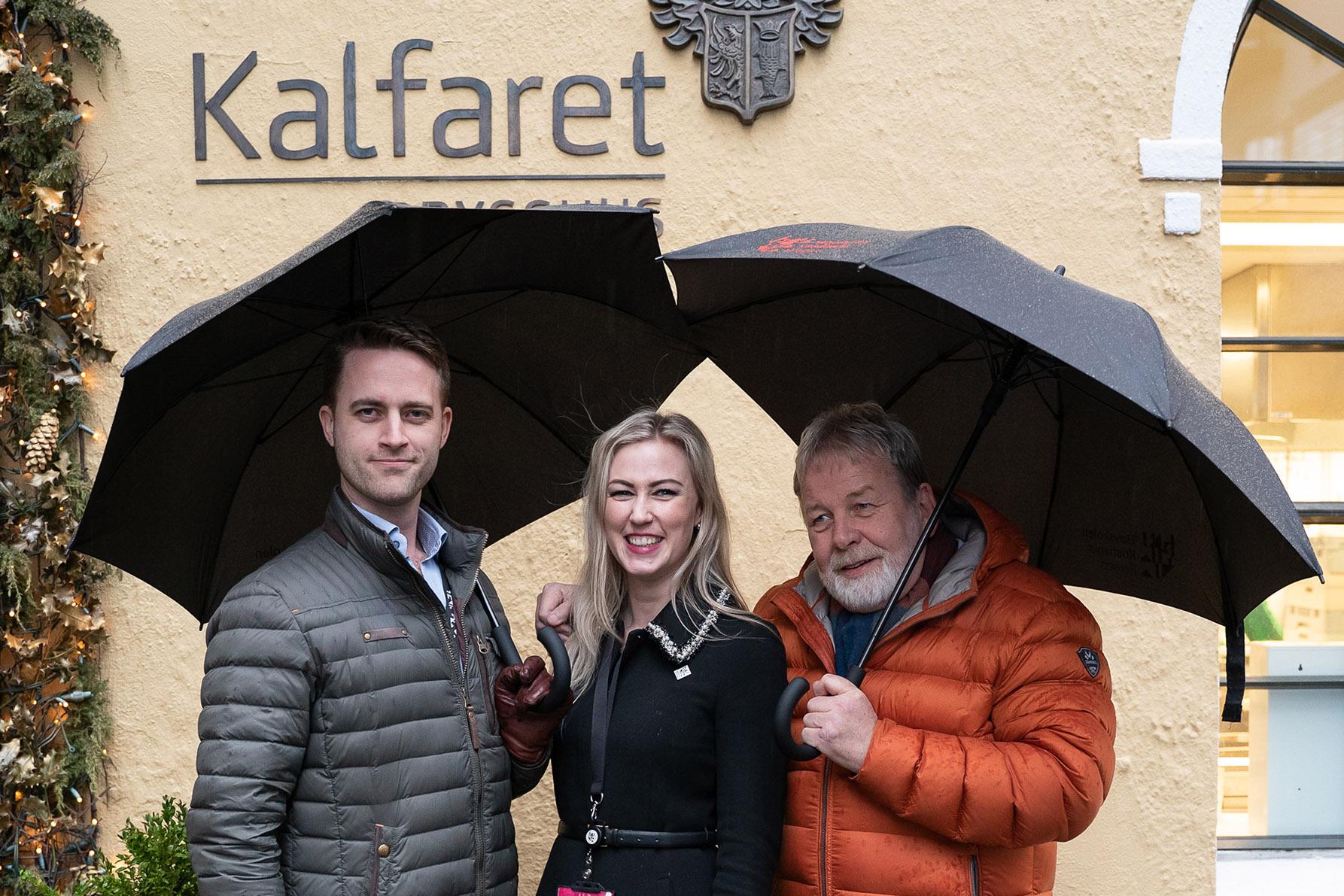 Høyskolen Kristiania vokser i Bergen