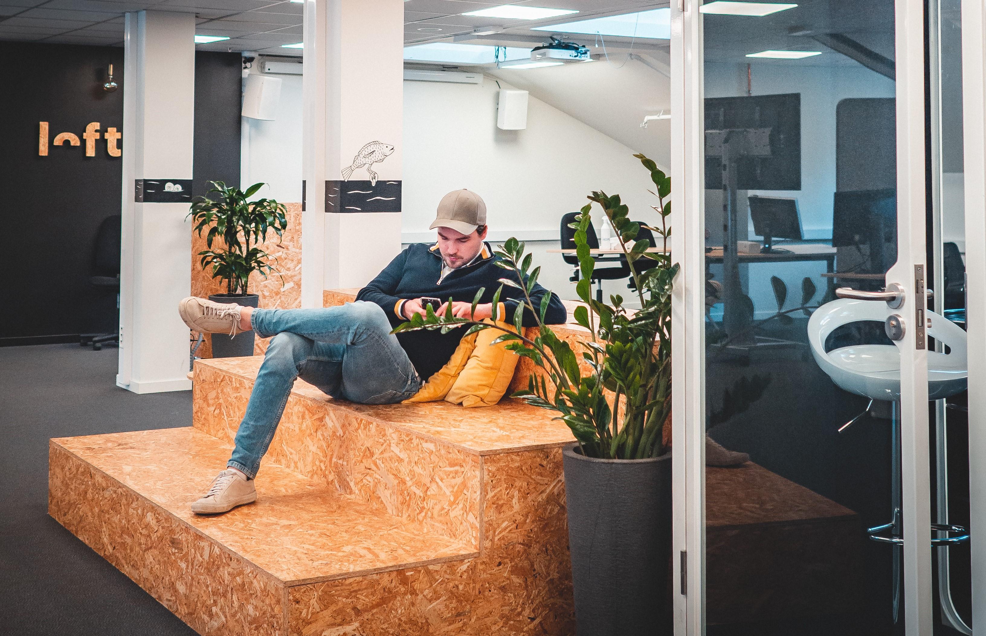 Student med egen startup? Få hjelp på Loftet!