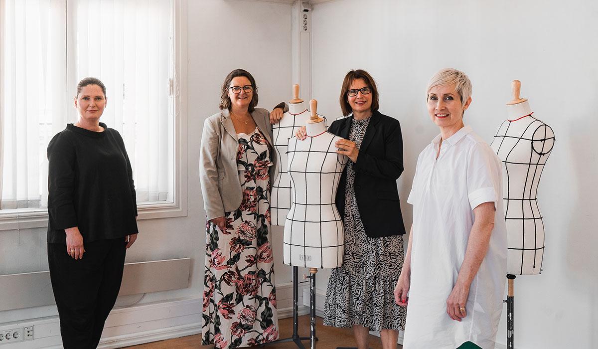 Eliteskolen ESMOD blir en del av Fagskolen Kristiania