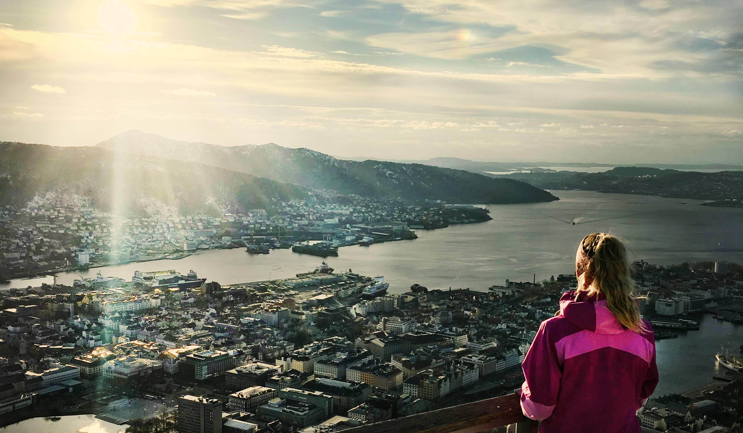 Studentenes guide til Bergen