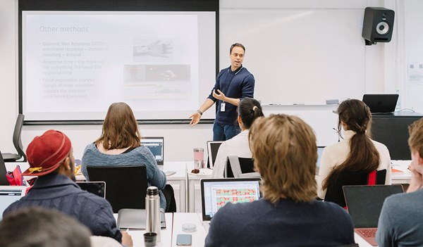 Master of Applied Computer Science – Software Integration