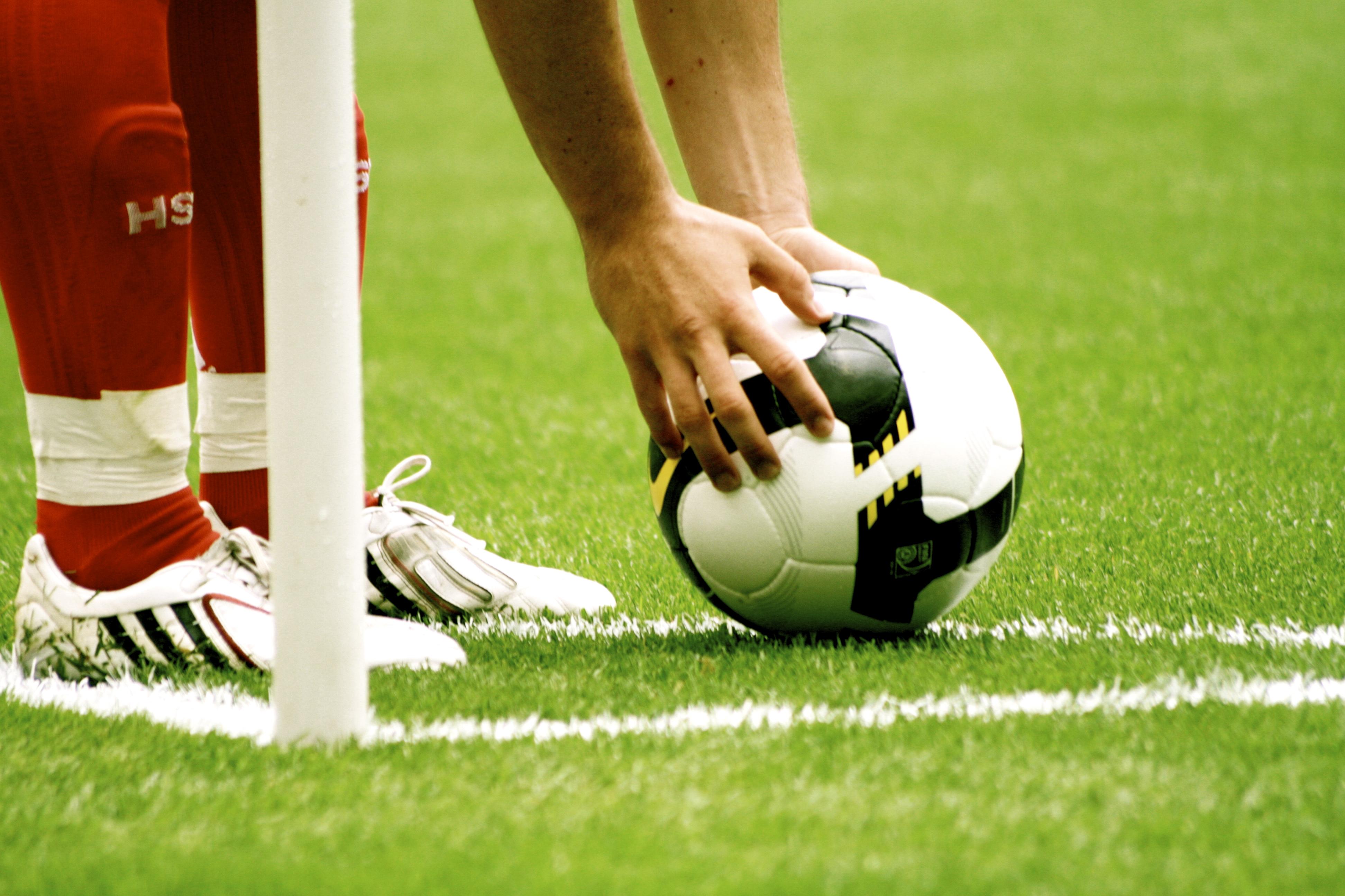 Fotball er et politisk spill om image
